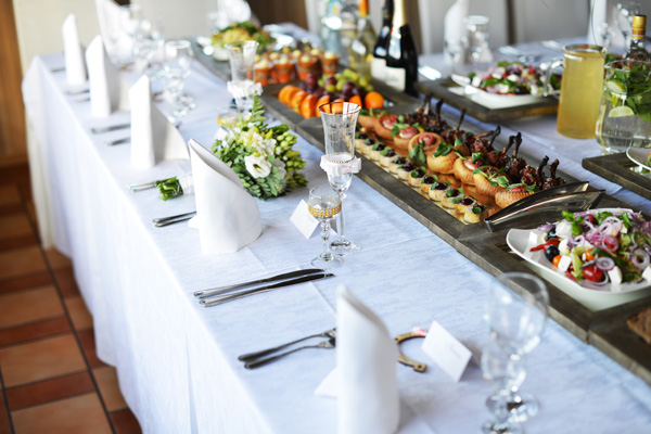 Finding the Best Catering Service for Your Wedding