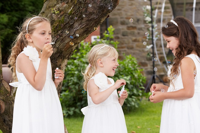 5 Ways to Happily Handle Your Youngest Wedding Guests