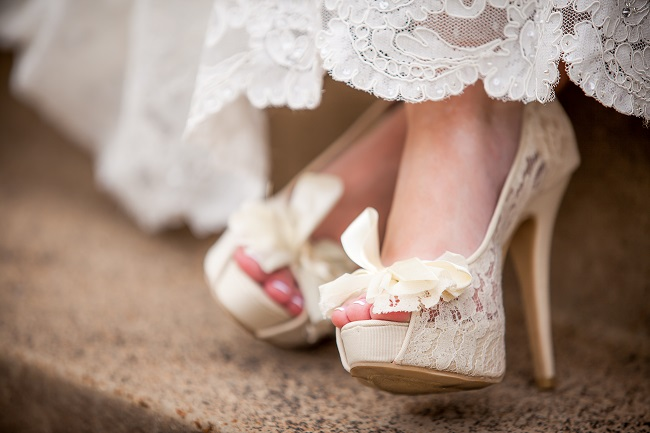 Weddings: Bridal Shoe Options