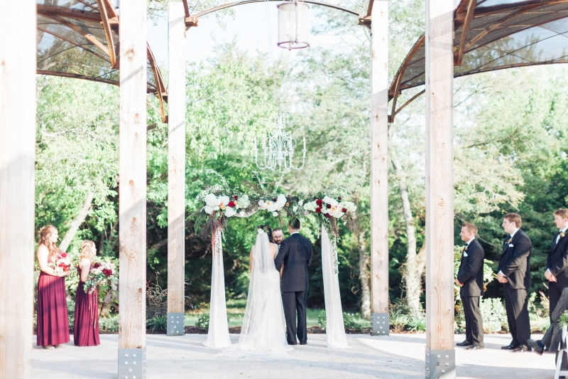 Why An Event Center Is Perfect For Your Outdoor Wedding