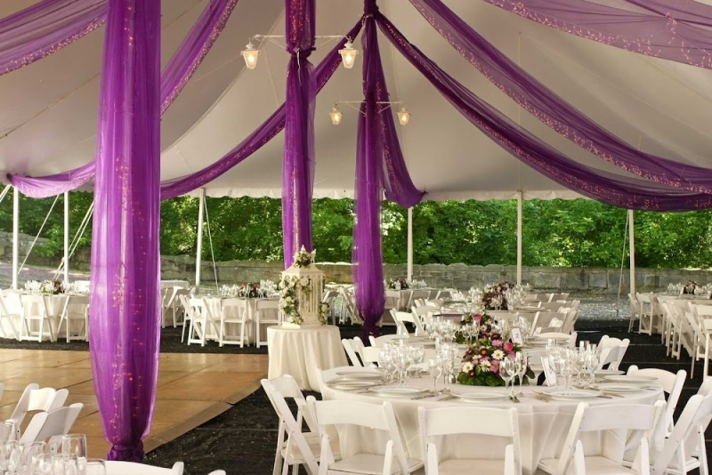 Legends Rose Garden Tent Chandlers Gardens Outdoor Venue