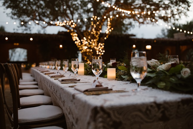 Outdoor Events Hosted at Chandler's Gardens near McKinney