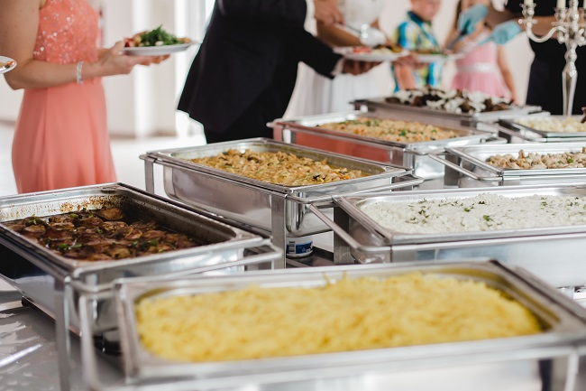 Family Reunions Don't Have to Be Potluck