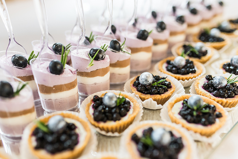 Skip The Cake And Try These Wedding Dessert Ideas Instead