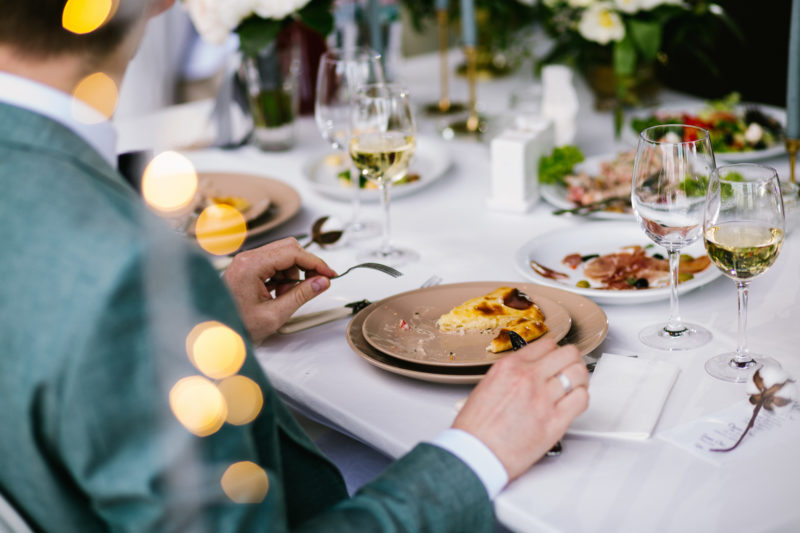 Is Family-Style Catering Right for Your Wedding?