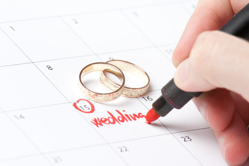 Three Tips for Planning a Wedding During the Recent Pandemic