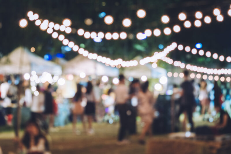 Three Tips for a Great Outdoor Party