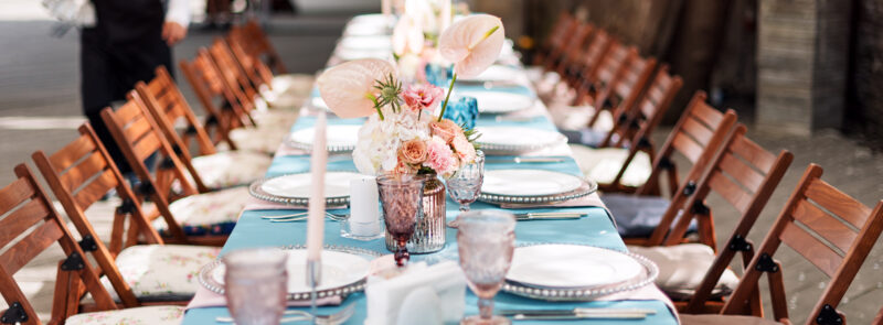 4 Helpful Tips for Your Reception Seating Chart