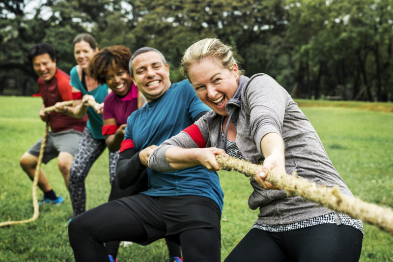 4 Reasons Team Building is Important
